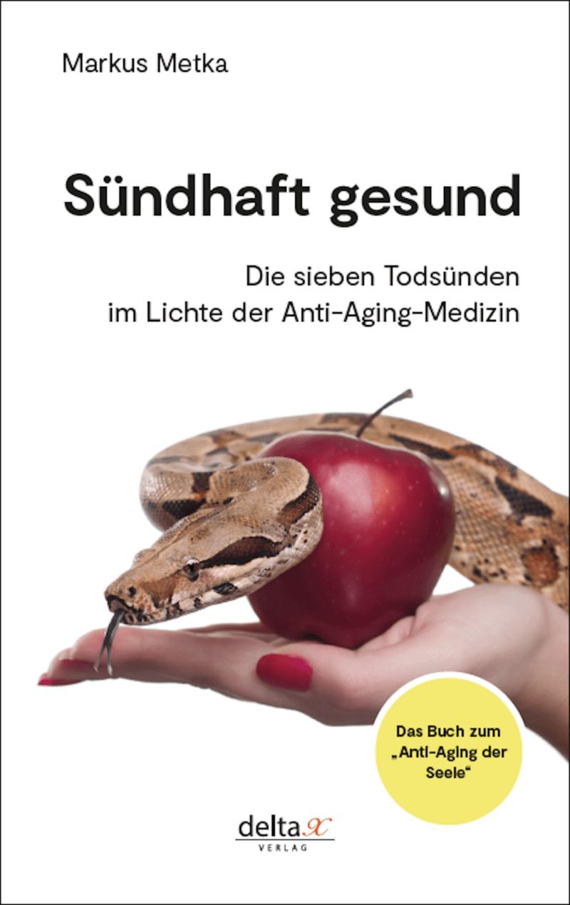 Markus Metka Sündhaft gesund. Cover
